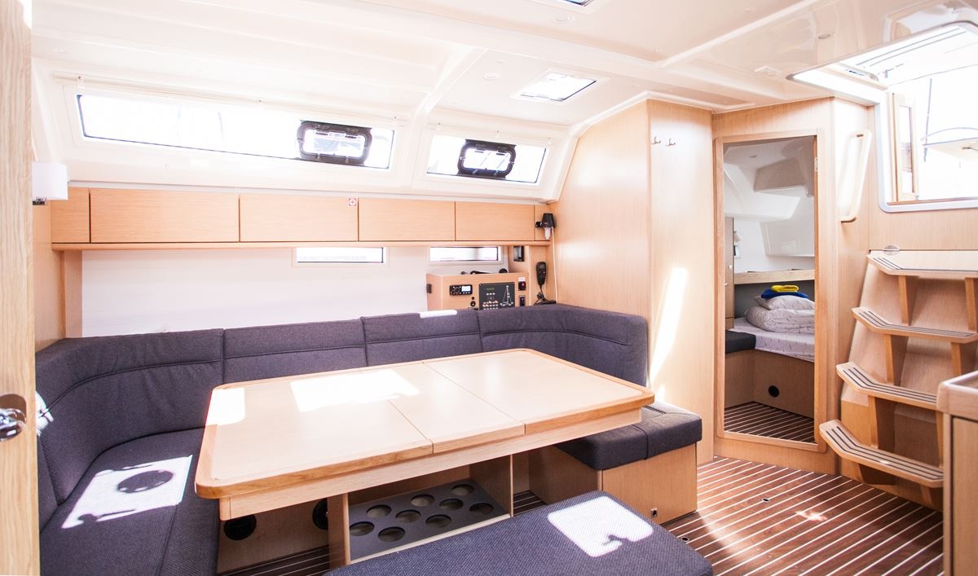 Bavaria Cruiser 46 OW. ('njoy)  - 11