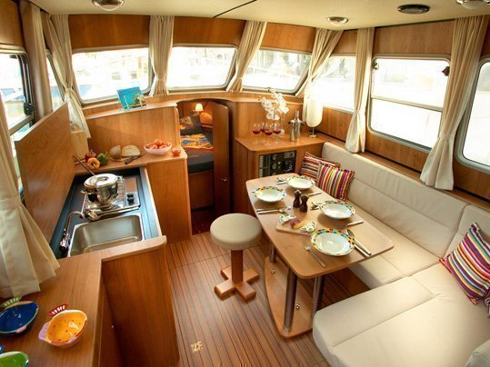 Linssen 30.9AC (VS/Linssen 30.9AC) Interior image - 1