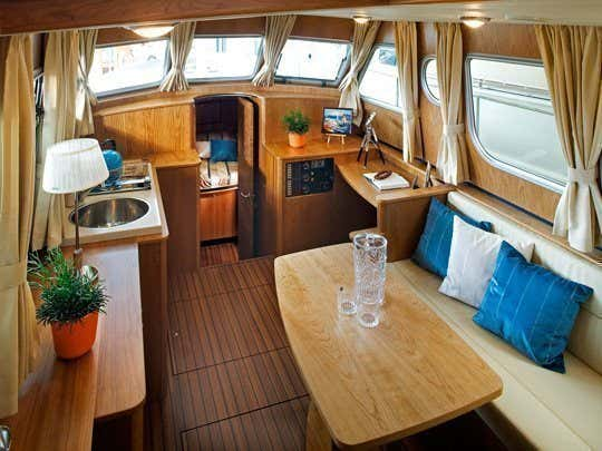 Linssen GS 34.9 AC (Mary Poppins (Sa)) Interior image - 2