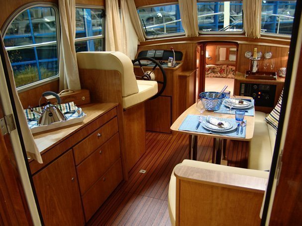 Linssen 290 Sedan (Peter Pan (Sa)) Interior image - 1