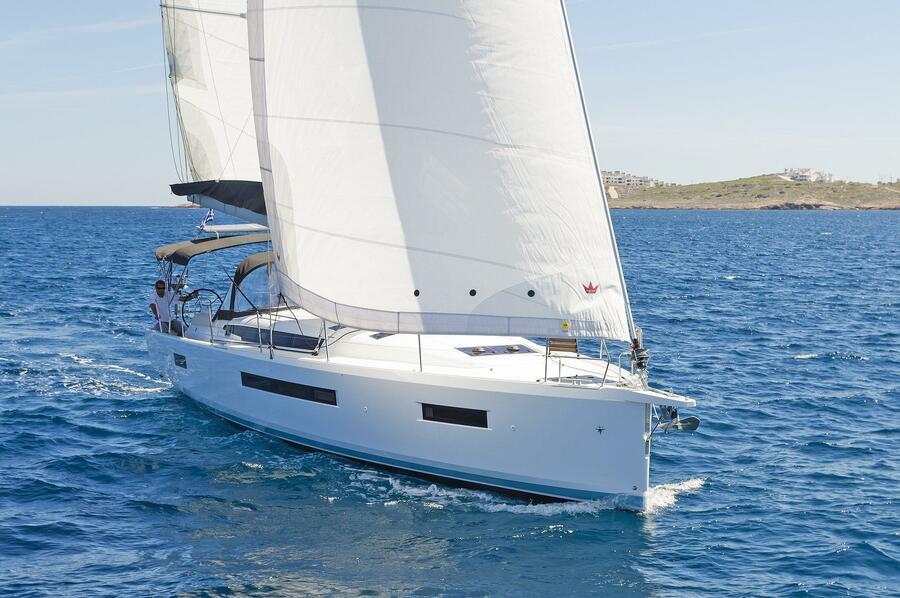Sun Odyssey 490 (CAPTAIN GEORGE)  - 13