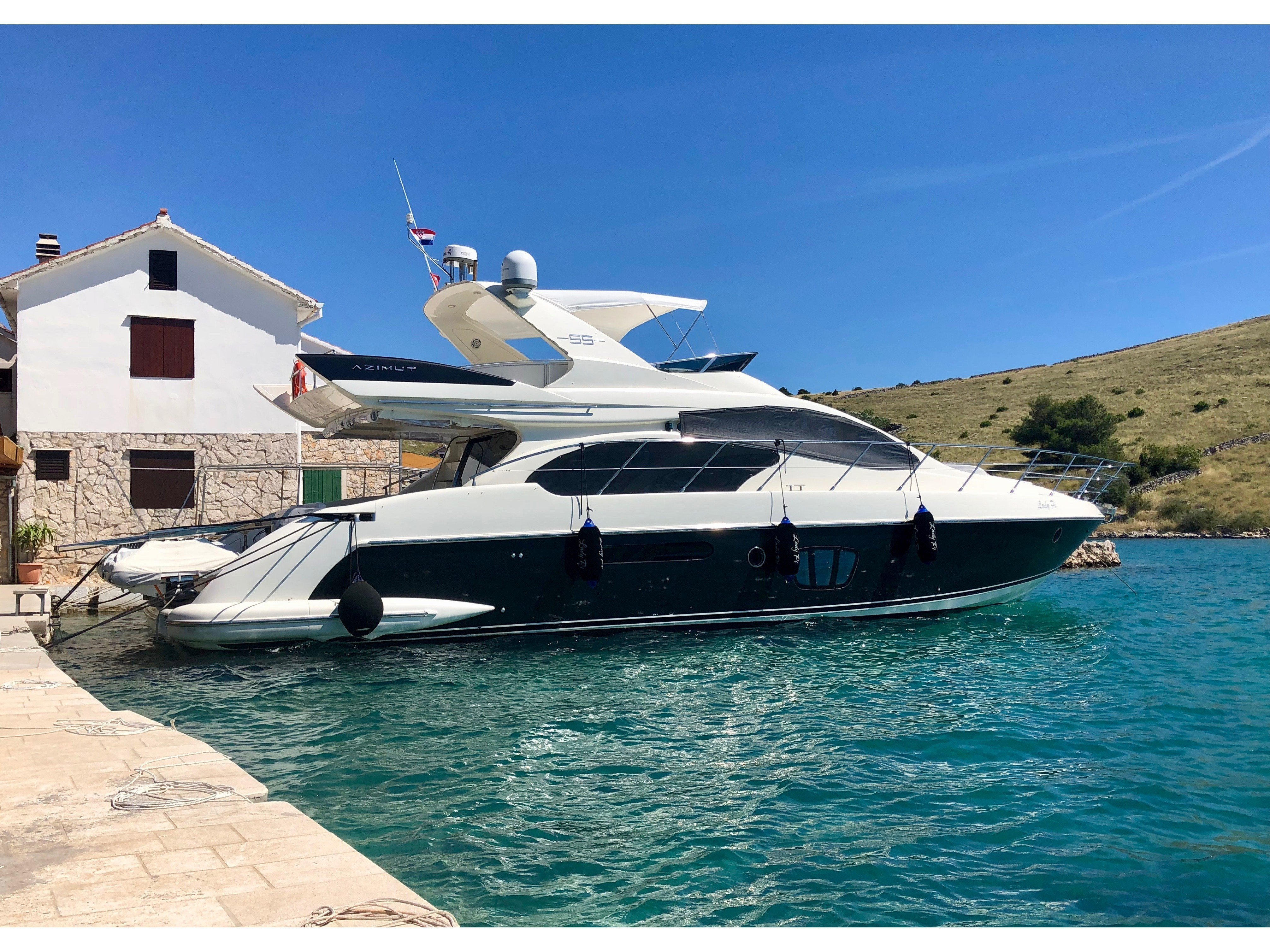 Azimut 55 Evolution (Lady Pi) Main image - 0