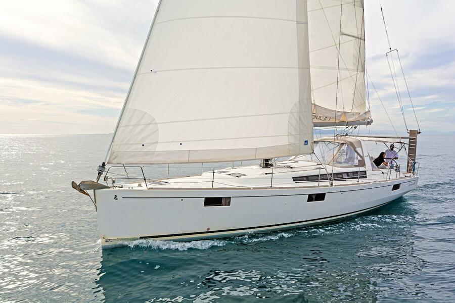 Oceanis 48 (Marina Star)  - 2