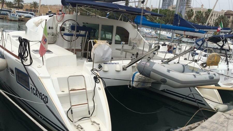 Lagoon 410 S2 (Vega)  - 11