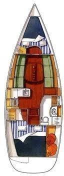 Oceanis 323 (Aife)  - 10
