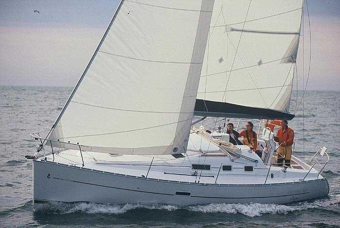 Oceanis 323 (Aife)  - 15
