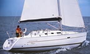Oceanis 323 (Aife)  - 12
