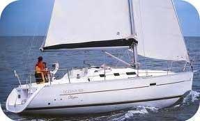 Oceanis 323 (Aife)  - 9