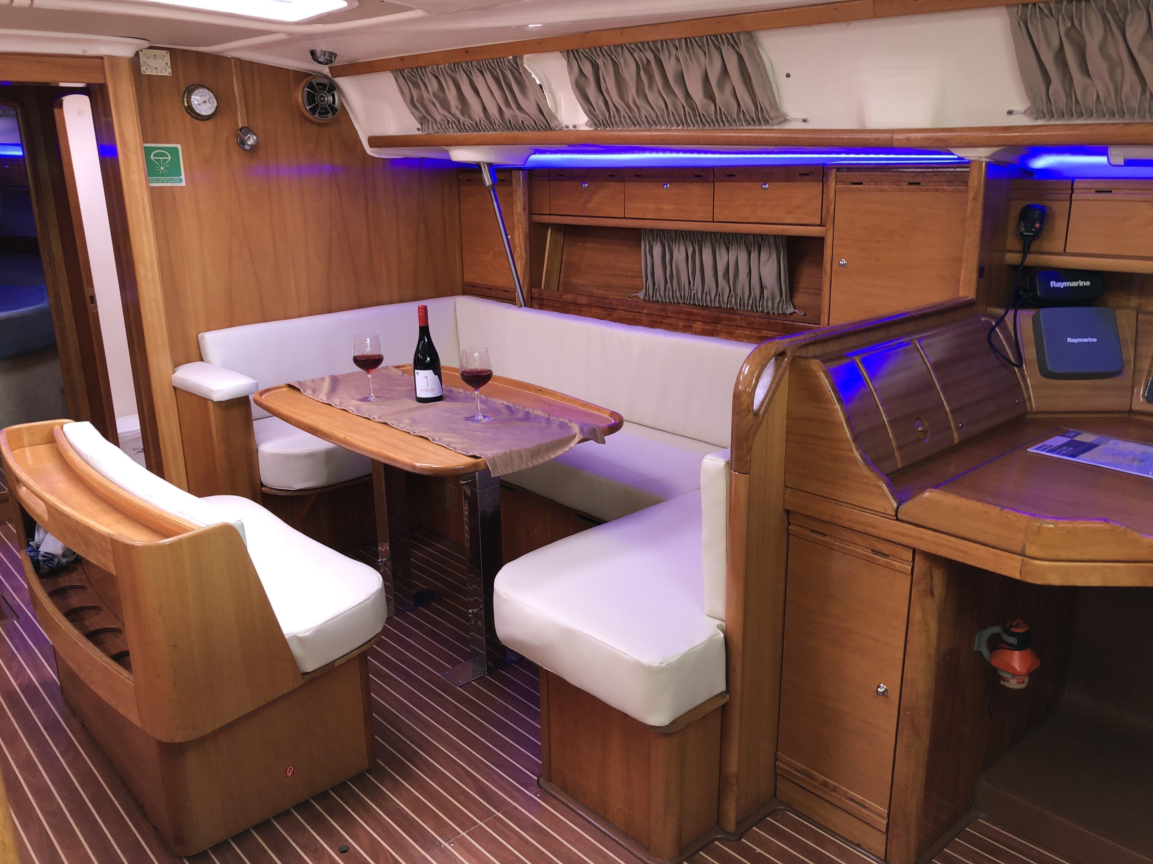 Bavaria Cruiser 46 Y/B 2009 (Borboleta)  - 19