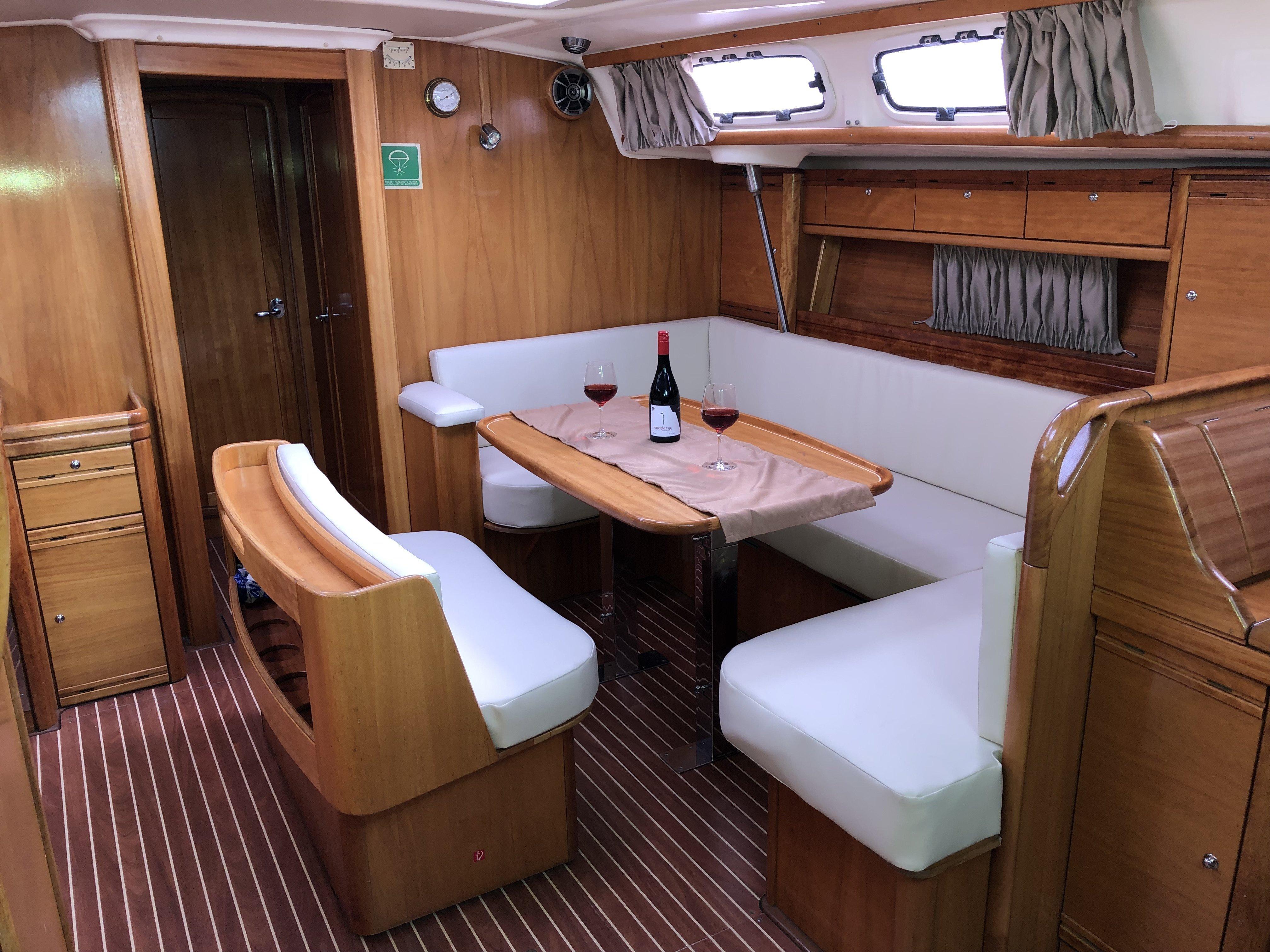 Bavaria Cruiser 46 Y/B 2009 (Borboleta)  - 23