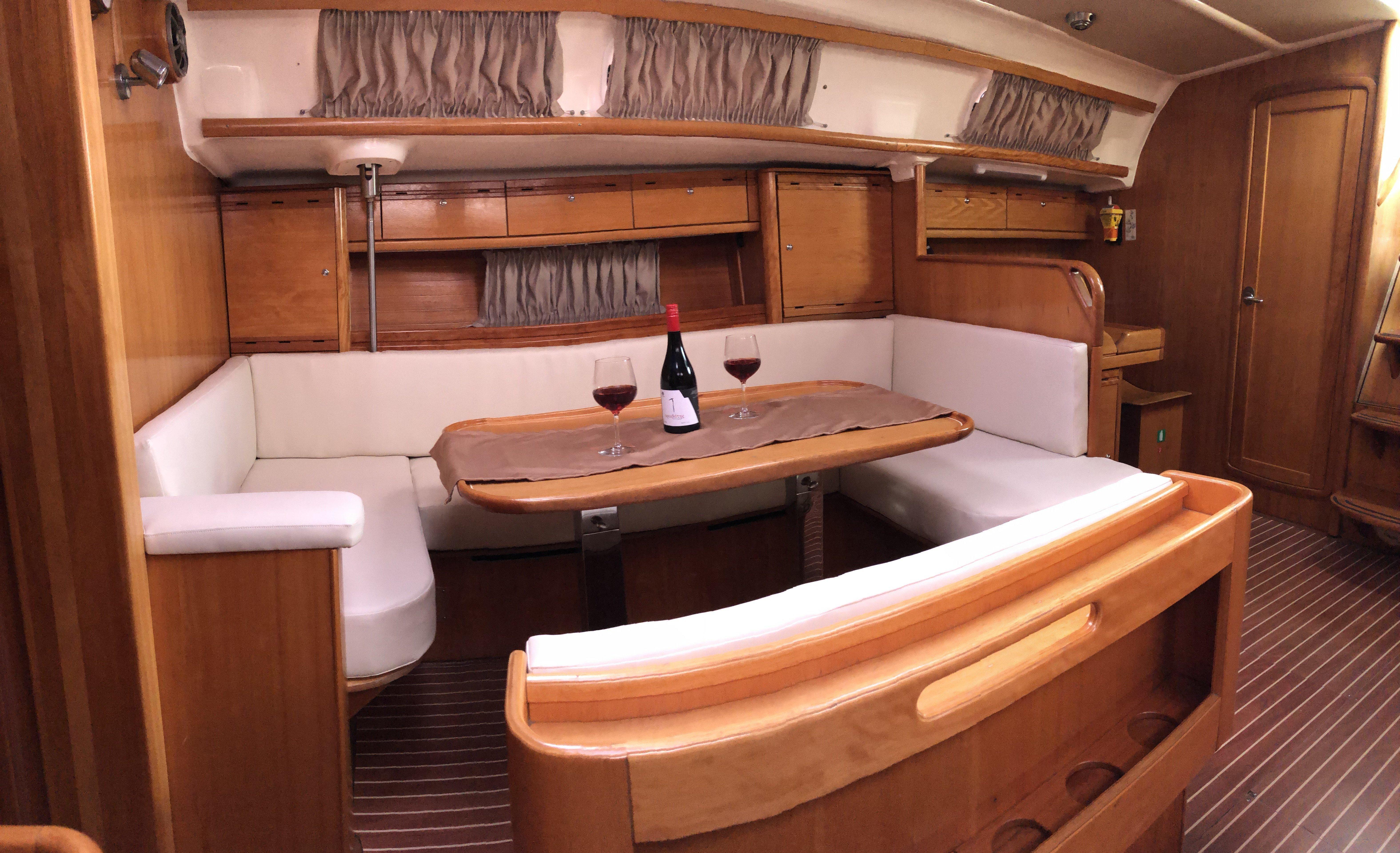 Bavaria Cruiser 46 Y/B 2009 (Borboleta)  - 13