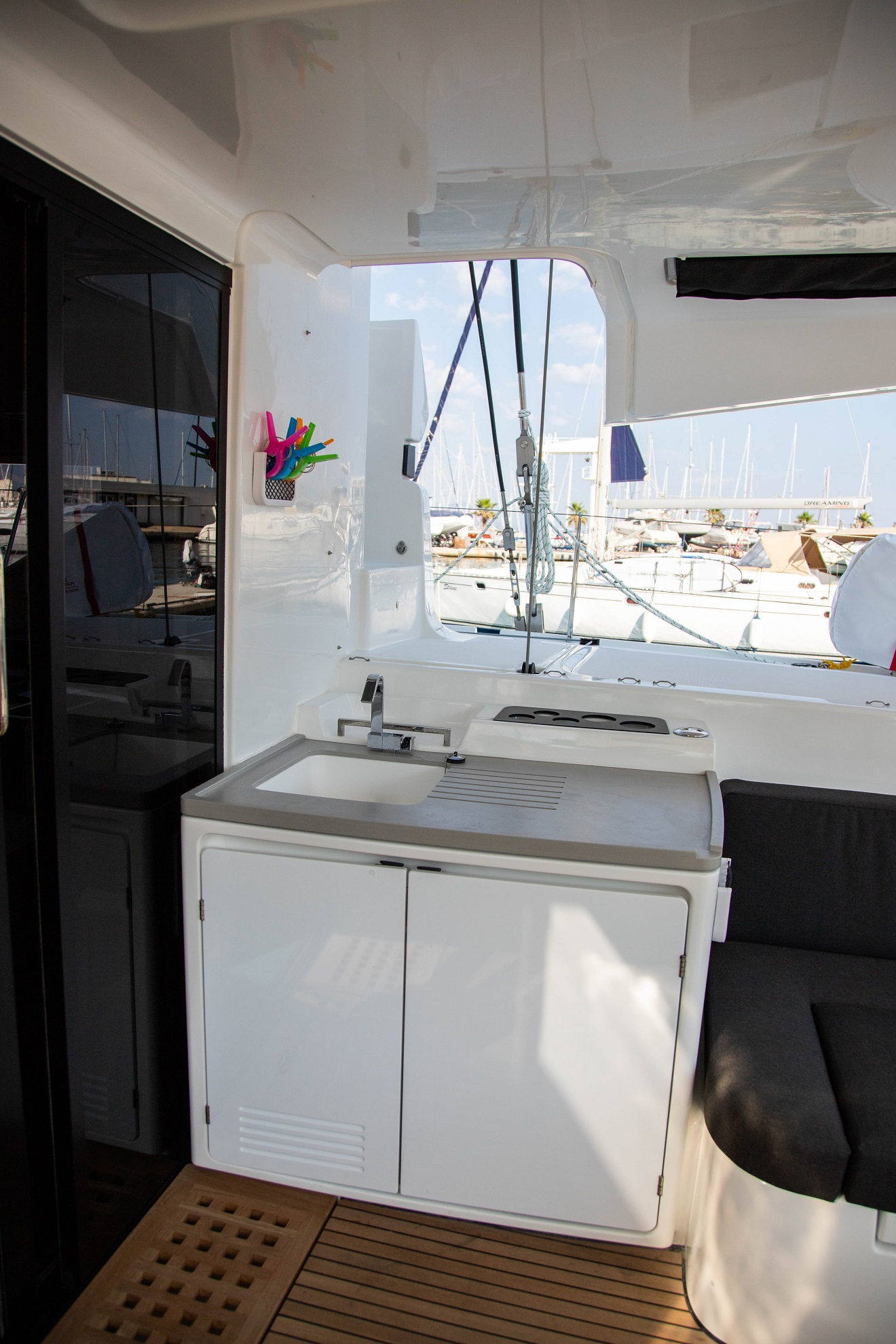 Lagoon 50 LUX elegance (2019) equipped with aircon (TWIN JOY)  - 10