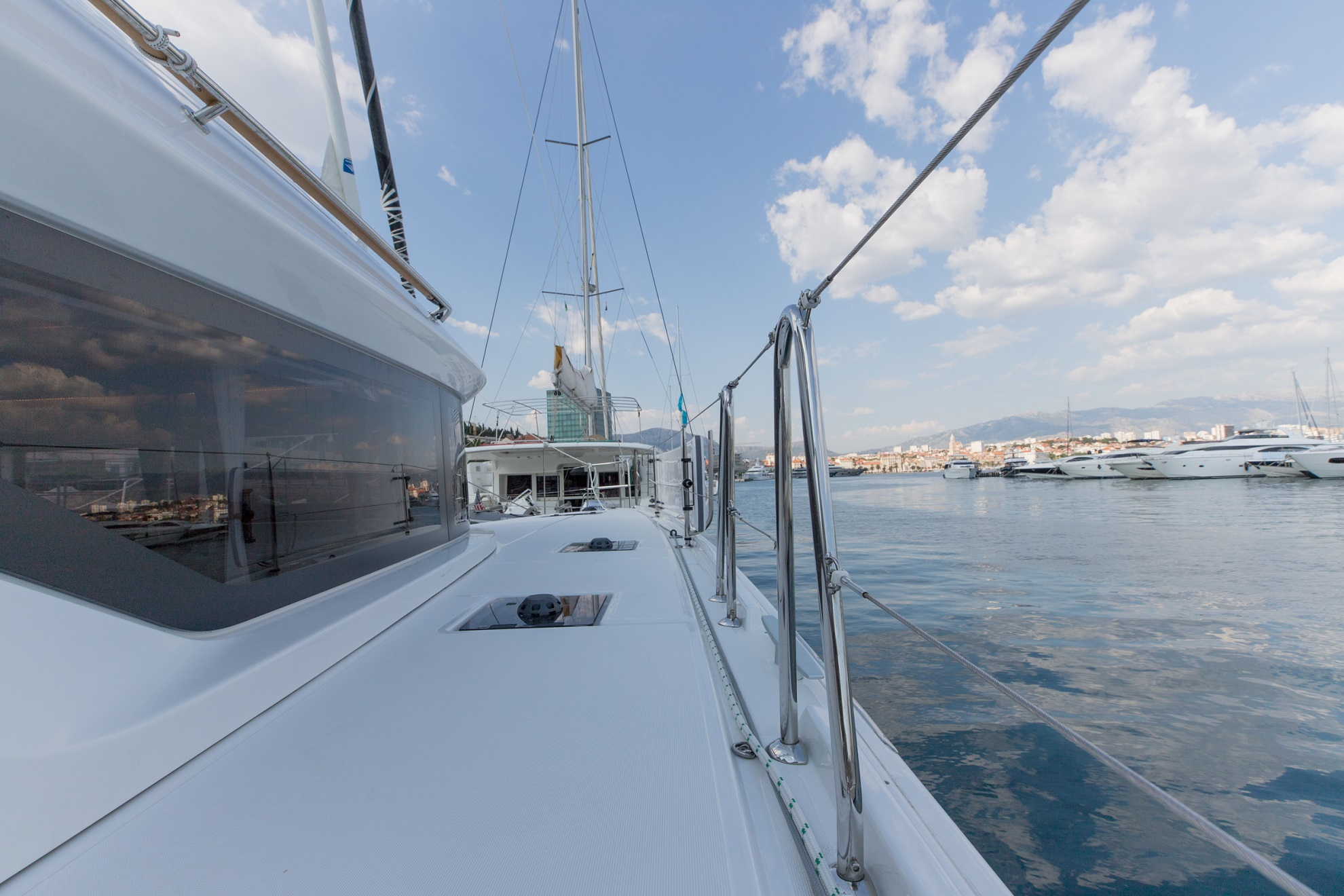 Lagoon 50 LUX elegance (2019) equipped with aircon (TWIN JOY)  - 17