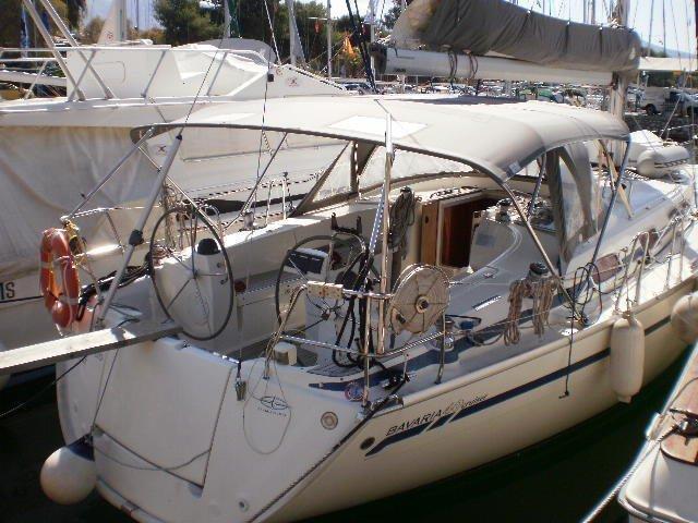 Bavaria 40 Cruiser (Santana can do) Main image - 0