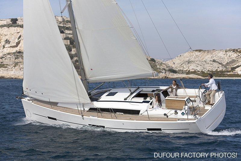 Dufour 460 Grand Large (Alegro)  - 19