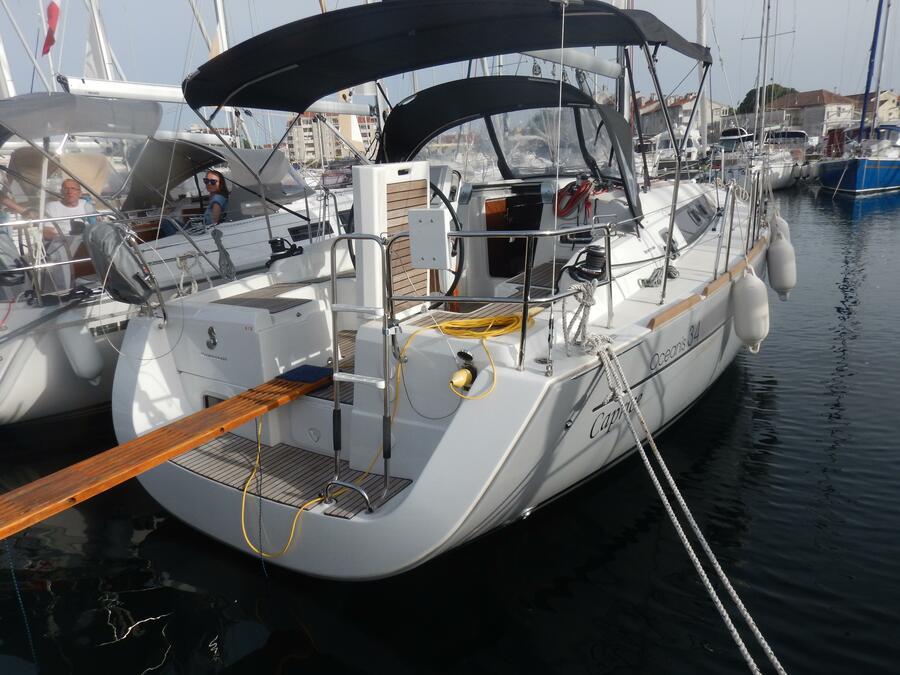 OCEANIS 34 (3 CAB) (malouan)  - 0
