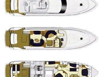 Princess 65 Fly (Pırıl) Plan image - 7