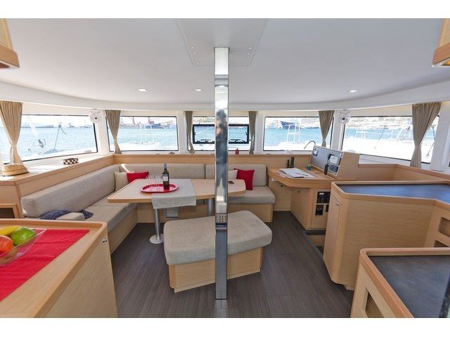 Lagoon 42 AC & GEN (Four Seasons) Interior image - 10