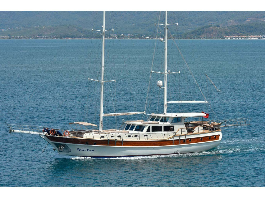 Gulet 79 Ft (Lycian Pearl) Main image - 0