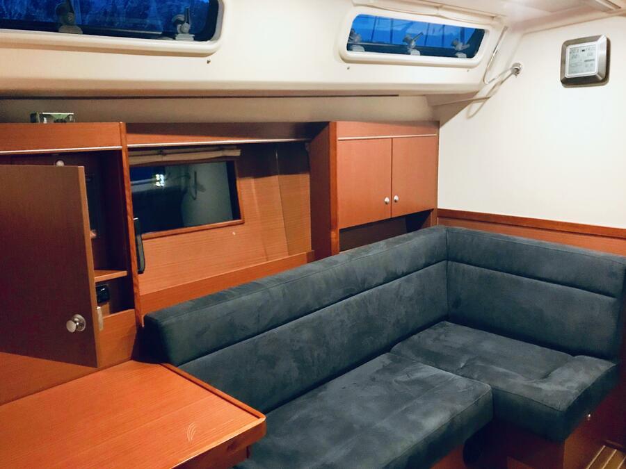 Hanse 455 (AURUM I) Interior image - 2