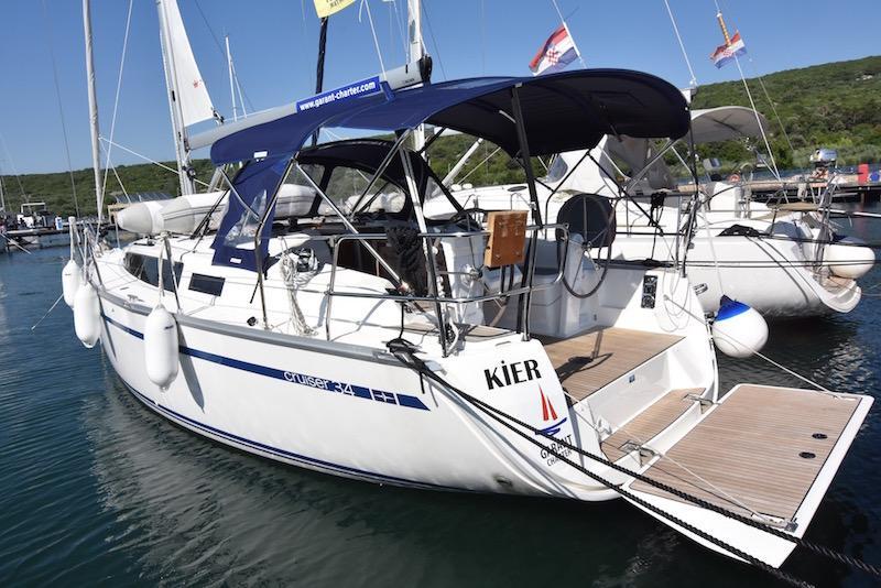 Bavaria Cruiser 34 (KIER)  - 5