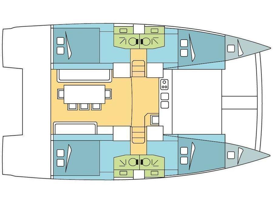 Bali 4.0 (Margeo XIV (A/C - Generator)) Plan image - 2