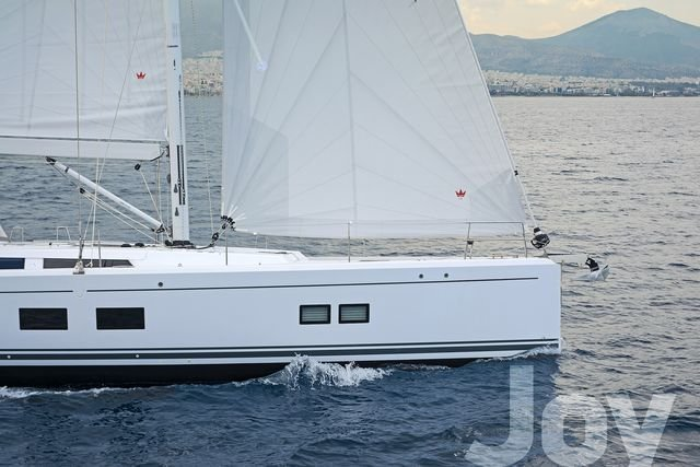 Hanse 548 (JOY)  - 26