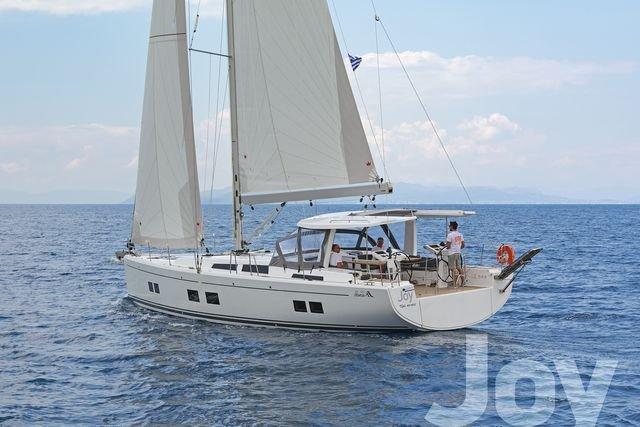 Hanse 548 (JOY)  - 2