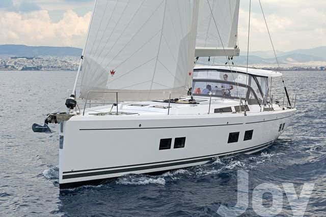 Hanse 548 (JOY)  - 6
