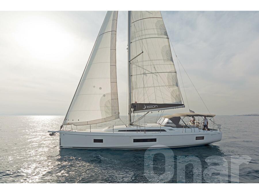 Oceanis 51.1 (4 CAB) (ONAR) Main image - 0