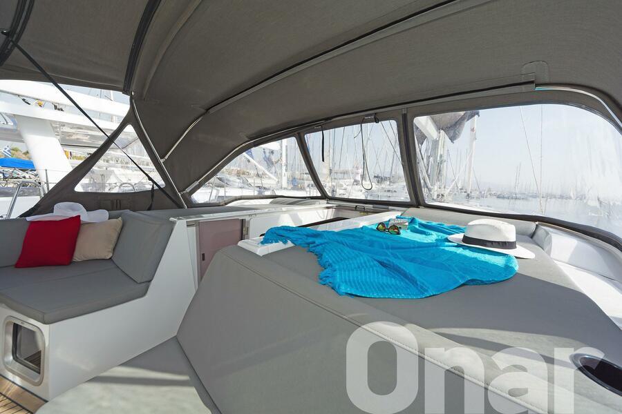 Oceanis 51.1 (4 CAB) (ONAR)  - 26