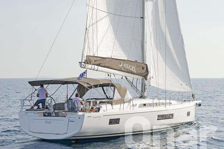 Oceanis 51.1 (4 CAB) (ONAR)  - 15