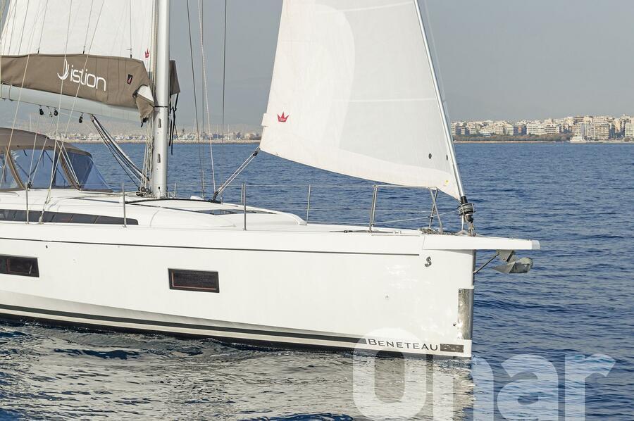 Oceanis 51.1 (4 CAB) (ONAR)  - 6