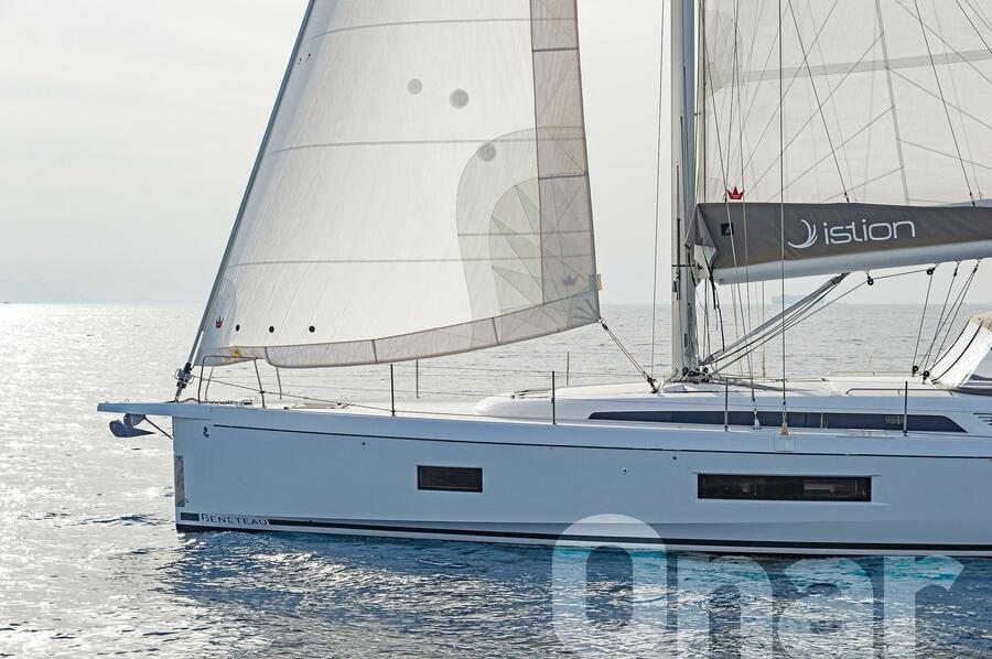 Oceanis 51.1 (4 CAB) (ONAR)  - 16