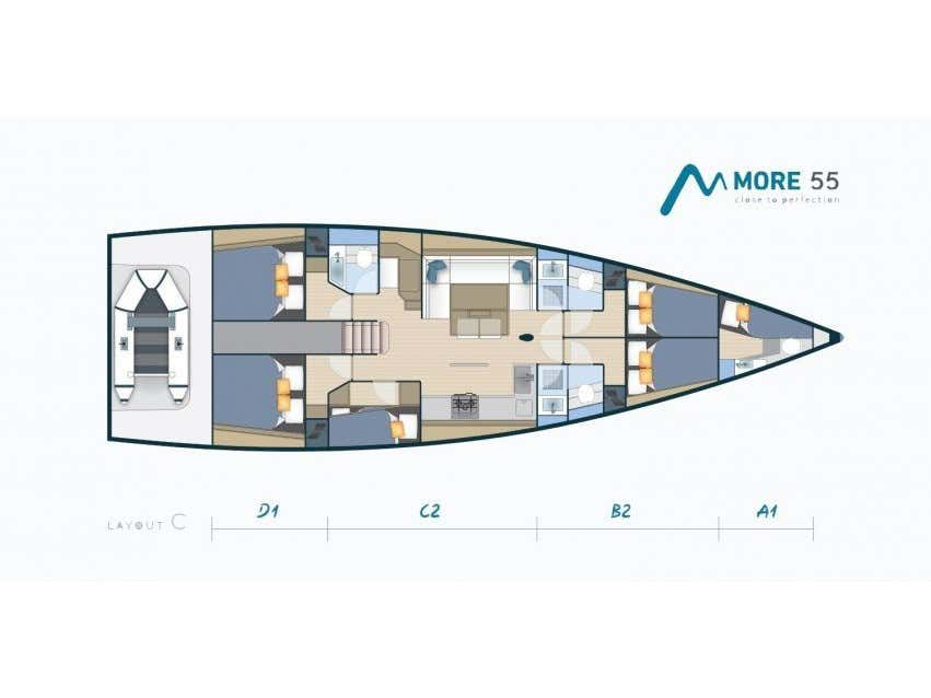 More 55 (SOLID WHITE) Plan image - 23