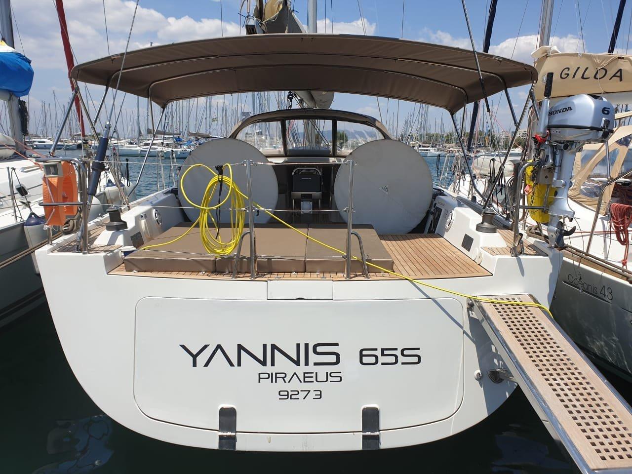 Hanse 540 (YANNIS 65 S)  - 18