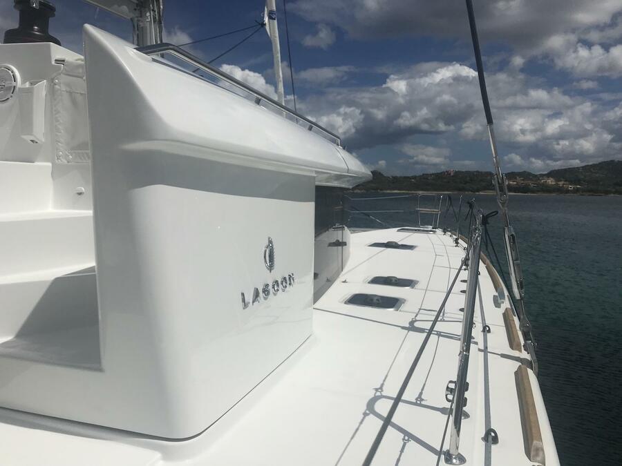 Lagoon 450F (Cor Caroli (GND))  - 9