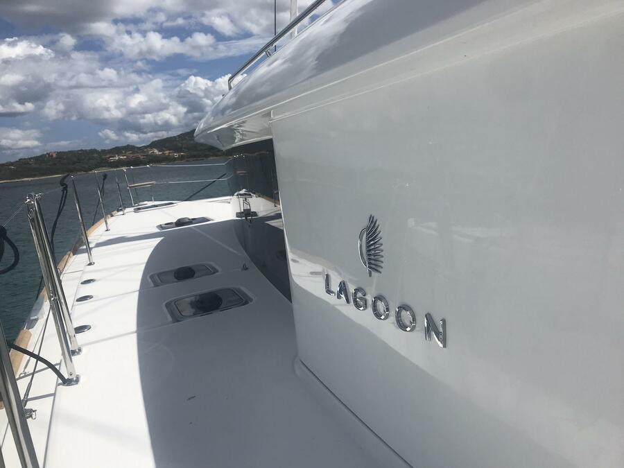 Lagoon 450F (Cor Caroli (GND))  - 11