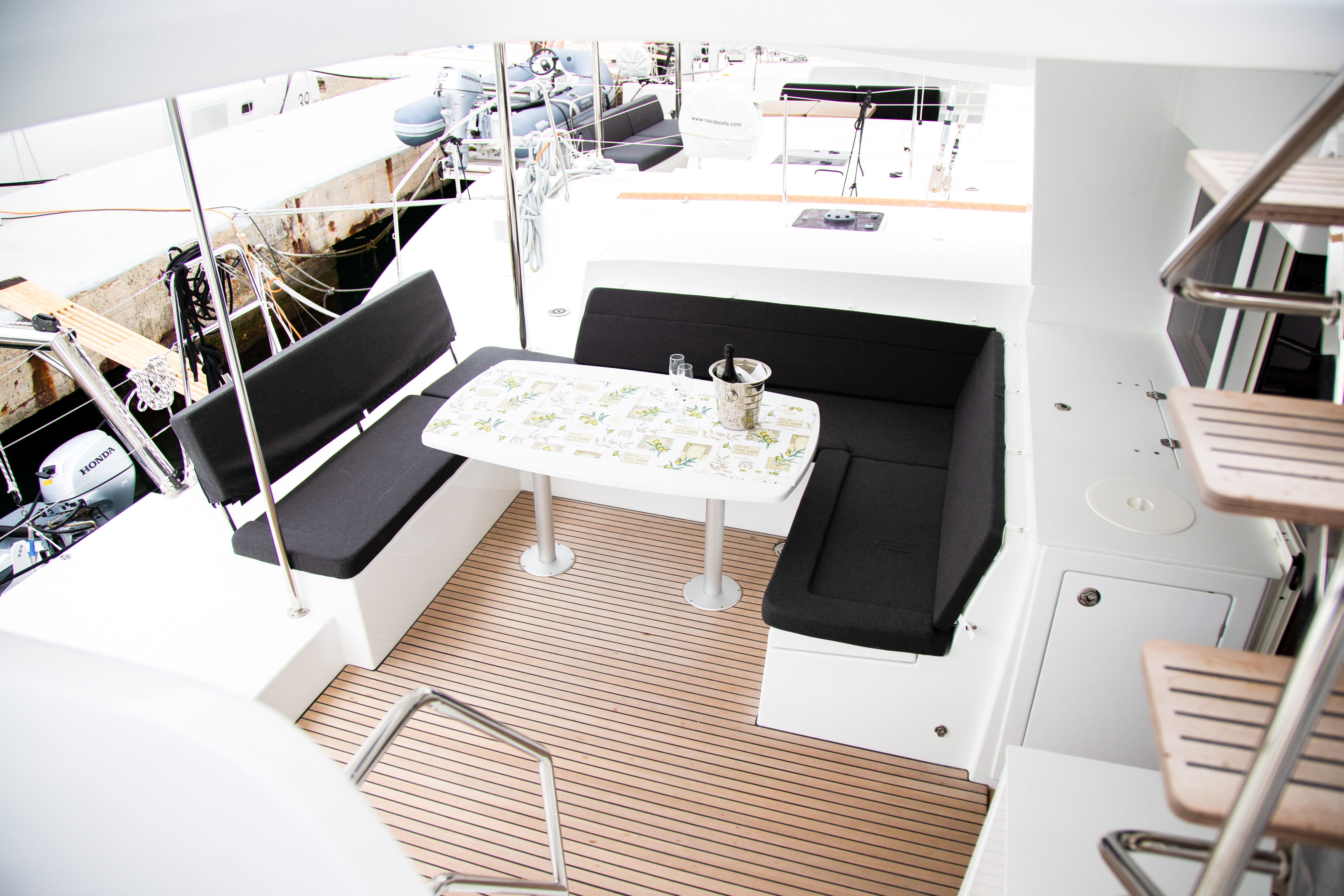 Lagoon 450 Sport (2019) equipped with generator, A (VJERA)  - 9