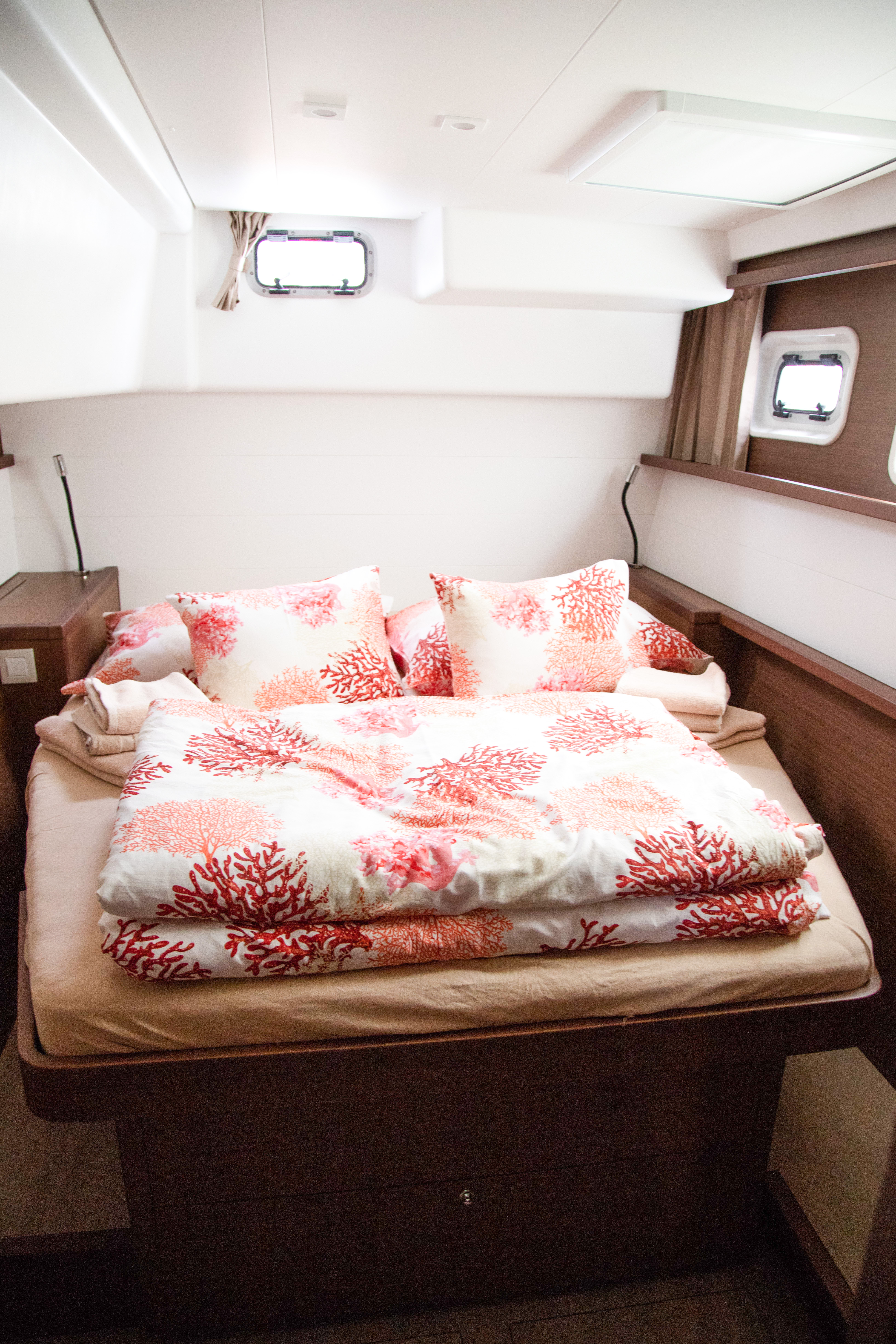 Lagoon 450 Sport (2019) equipped with generator, A (VJERA)  - 7