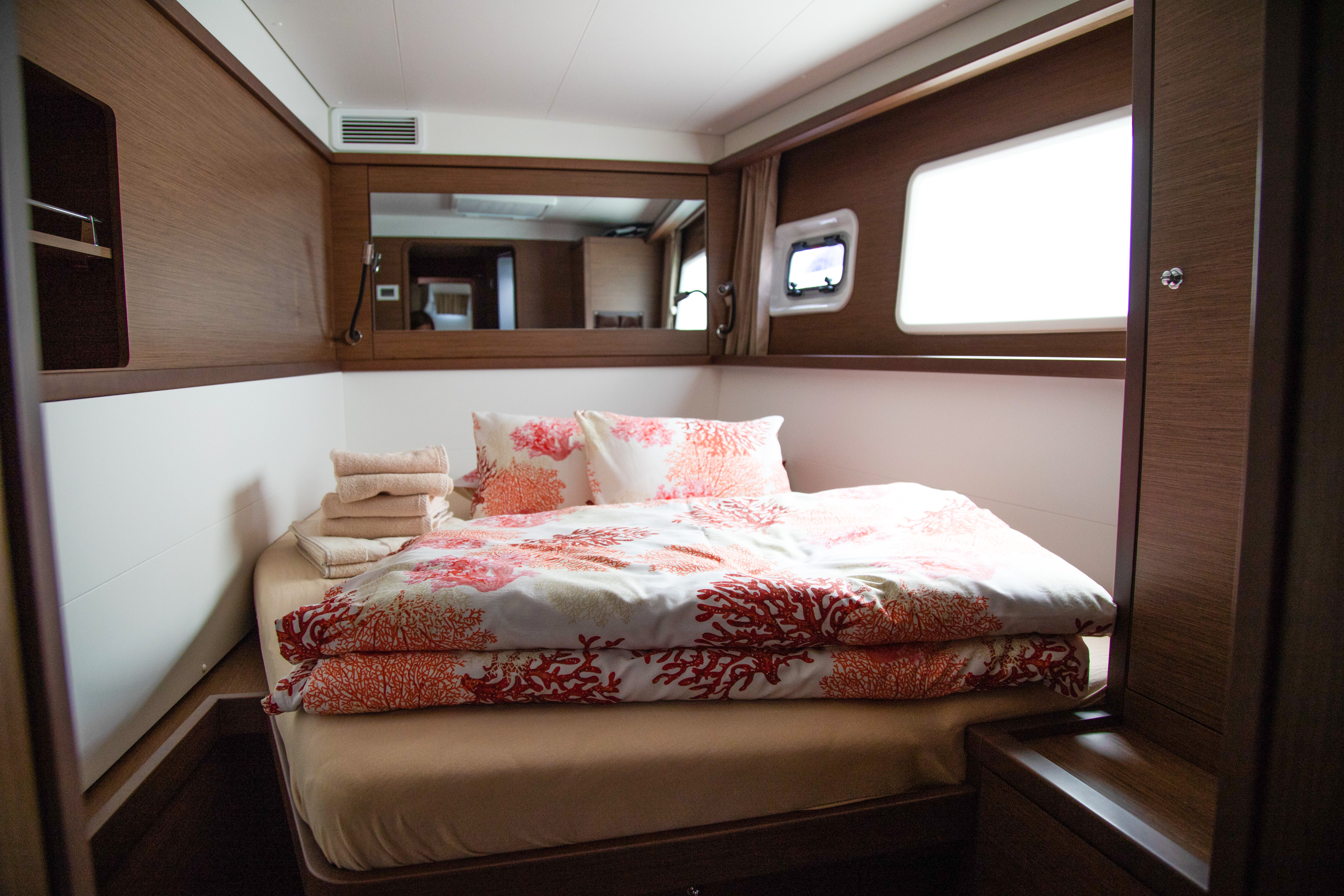 Lagoon 450 Sport (2019) equipped with generator, A (VJERA)  - 12