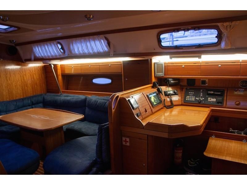 Bavaria 46 Cruiser (SIRIUS I) Interior image - 16