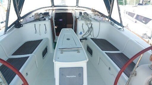 Beneteau Oceanis 43 (TIAMO )  - 1