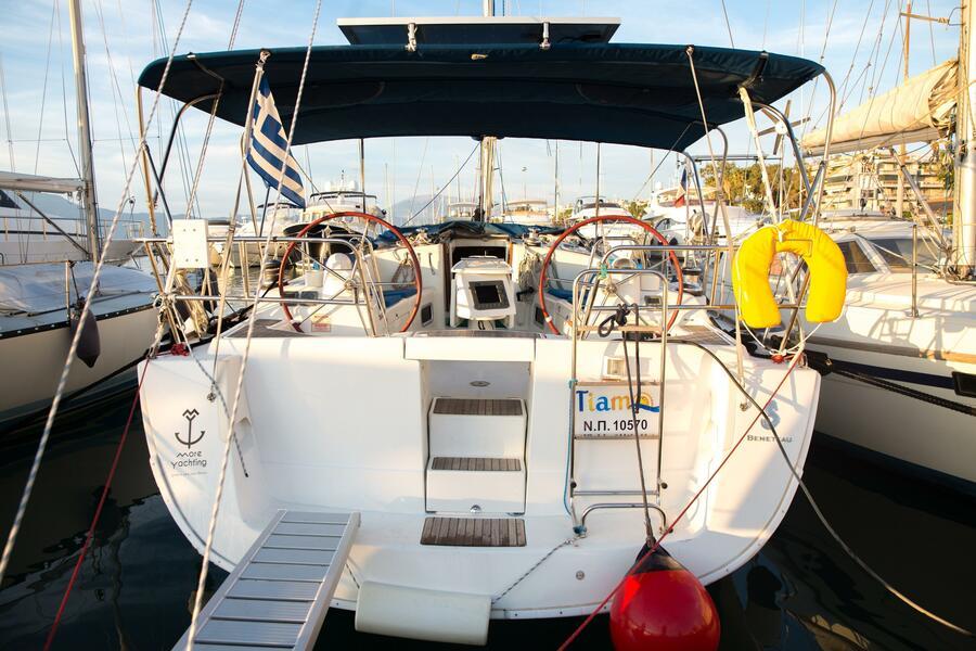 Beneteau Oceanis 43 (TIAMO)  - 23