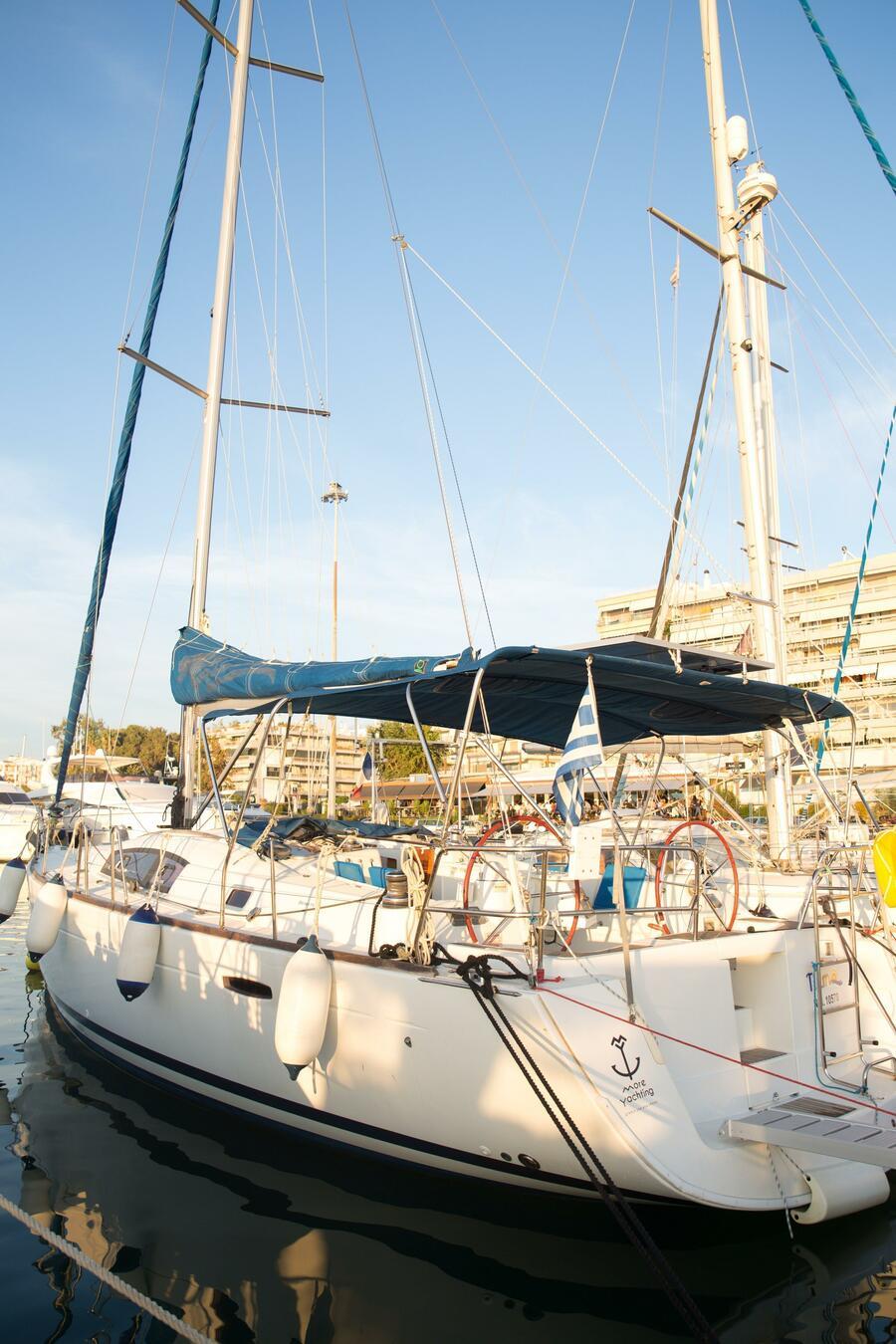 Beneteau Oceanis 43 (TIAMO )  - 3