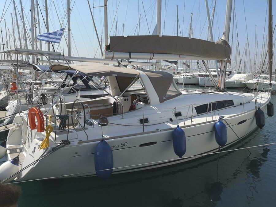 Oceanis 50 (Gilda (A/C - Generator - 12 pax))  - 13