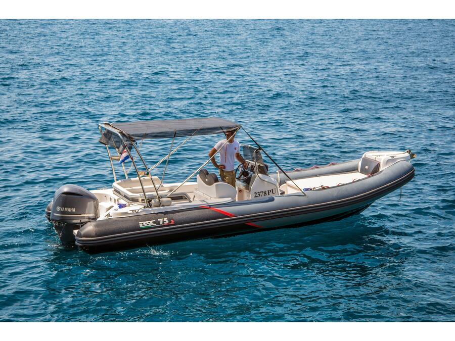 BSC 75 (BSC 75sport (Yamaha 250 HP)) Plan image - 3
