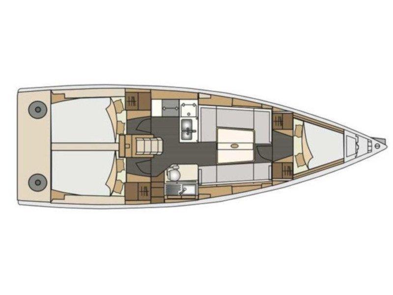 Elan E4 (Cooper) Plan image - 1