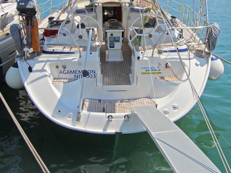 Bavaria 50 Cruiser (Agamemnon)  - 13