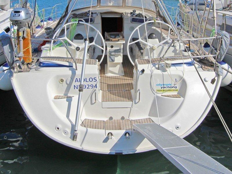 Bavaria 46 Cruiser (Aiolos)  - 4